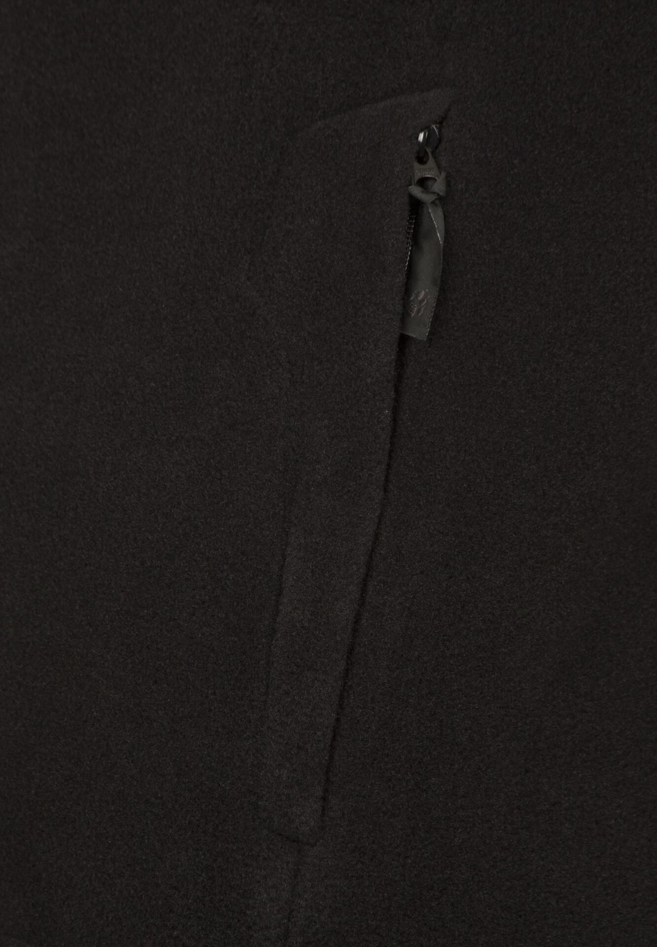 Moonrise Noir Jack Homme Sur Wolfskin Veste Hwffq5I